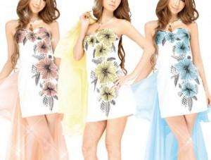 キャバクラのレンタルドレス衣装